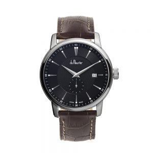 MXB2-BRN- Maxim mens watch brown strap