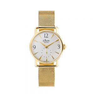 DSG-BLKD-GMESHdu maurier ladies watch
