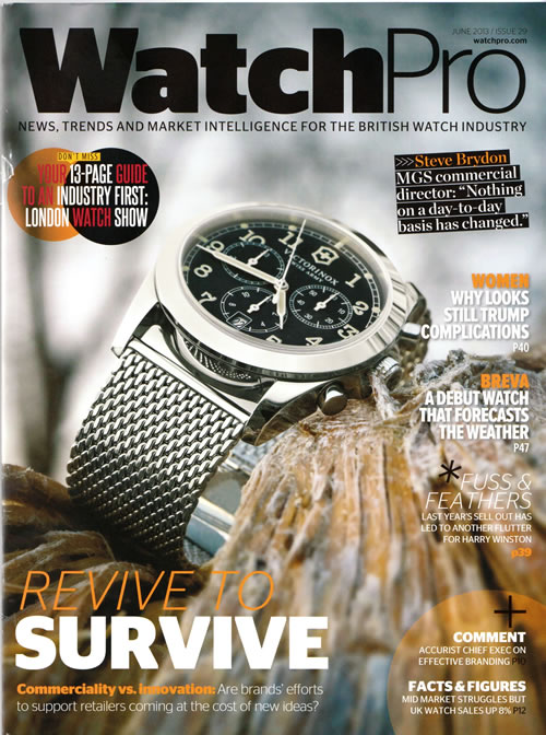 Watch Pro June 2013